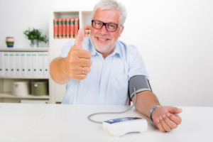 If you have been diagnosed with high blood pressure there are several lifestyle changes you can make to lower your blood pressure.