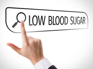 search window for low blood sugar